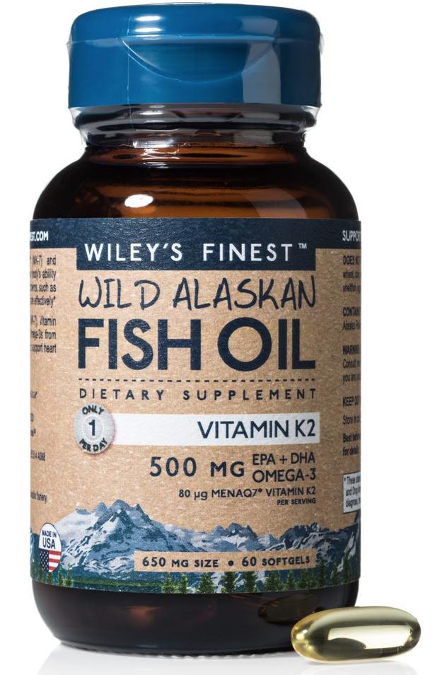 vitamin k2  wiley's finest uk