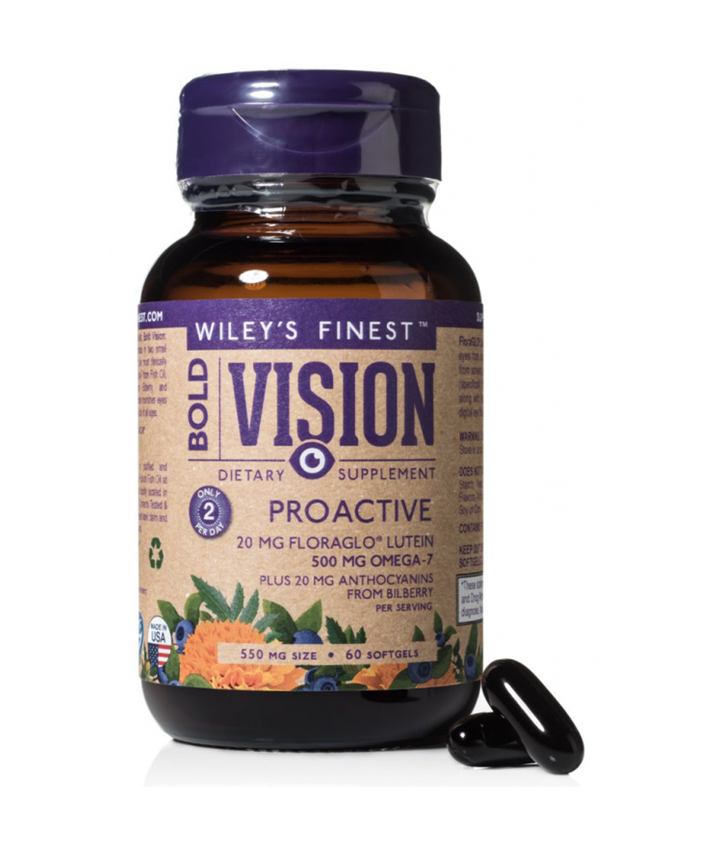wiley's finest bold vision proactive wild alaskan fish