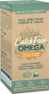 CatchFree Omega Full Spectrum Omega-3 Liquid Wiley's Finest