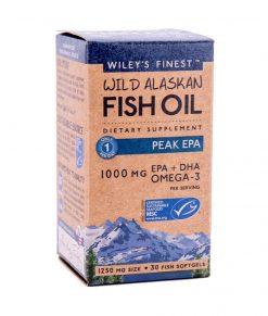 Wileys Finest PeakEPA Soft Gels Right
