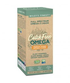 Wileys Finest Catch Free Omega 3 Liquid Centre