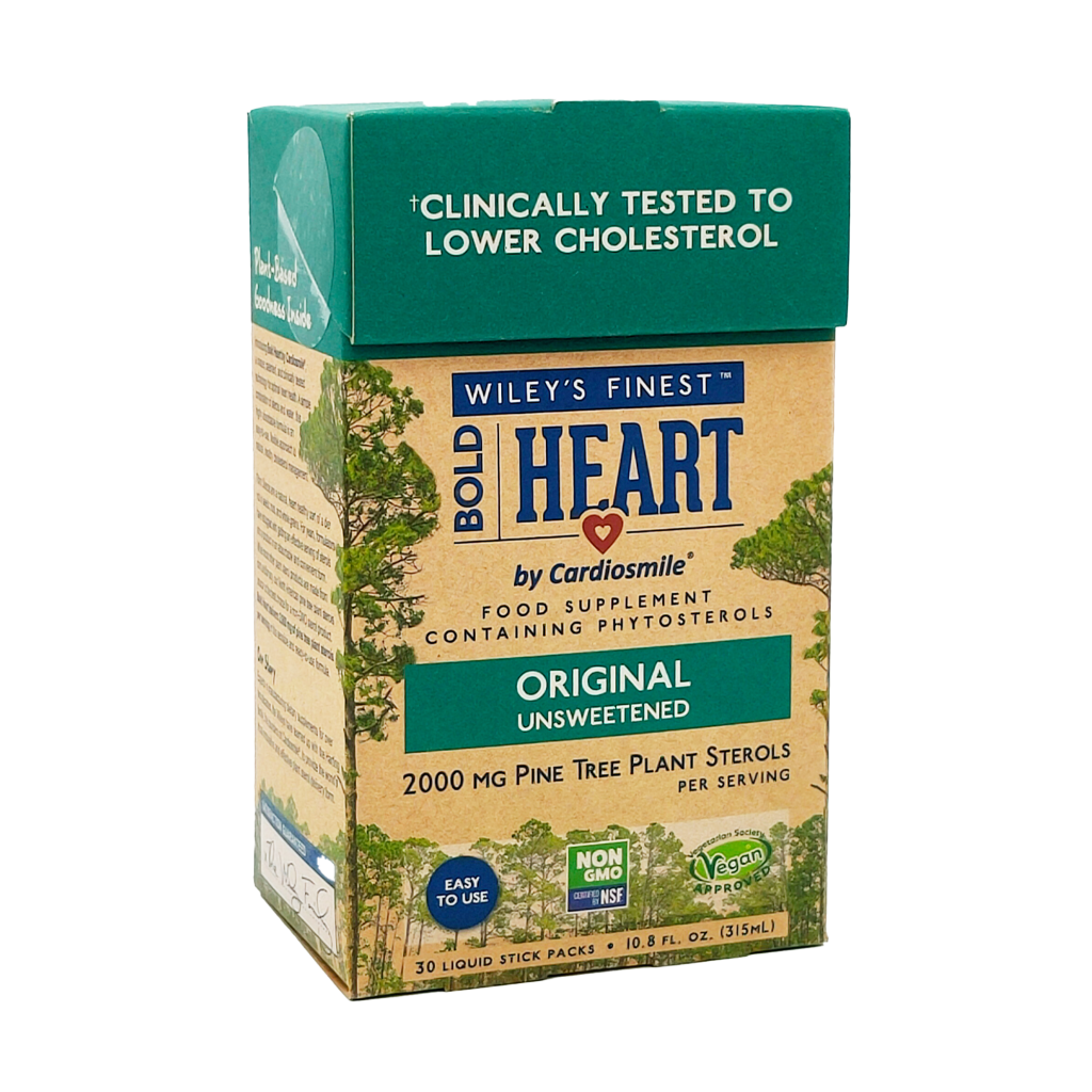 Wiley's Finest Bold-Heart-30-Stick-Pack
