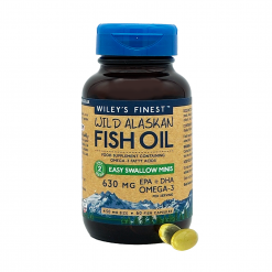 Wiley's Finest Easy-Swallow-Minis-60-Softgels