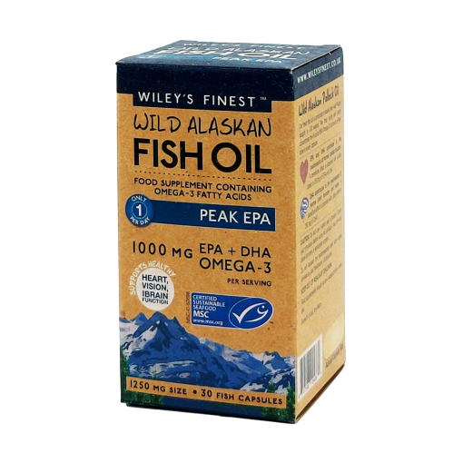 Wiley's Finest Peak-EPA-30-Softgels