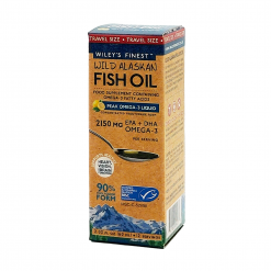 Wiley's Finest Peak-Omega-3-Liquid-12-Servings-Travel-Size