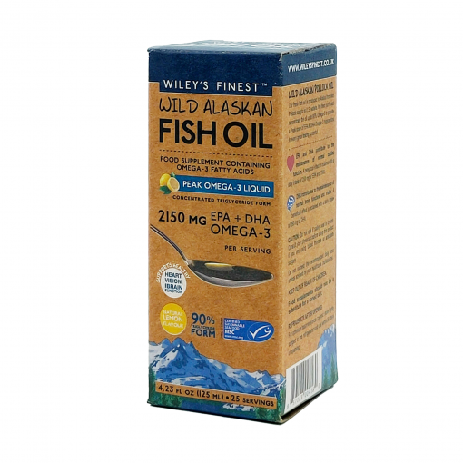 Wiley's Finest Peak-Omega-3-Liquid-25-Servings