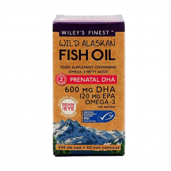 Wiley's Finest Prenatal-60-Softgels
