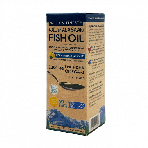Wiley's Finest Peak-Omega-3-Liquid-50-Servings