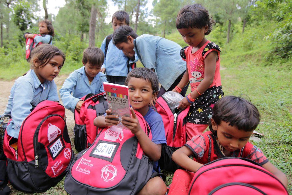 Nepal 2 - pic by George Woodhead
