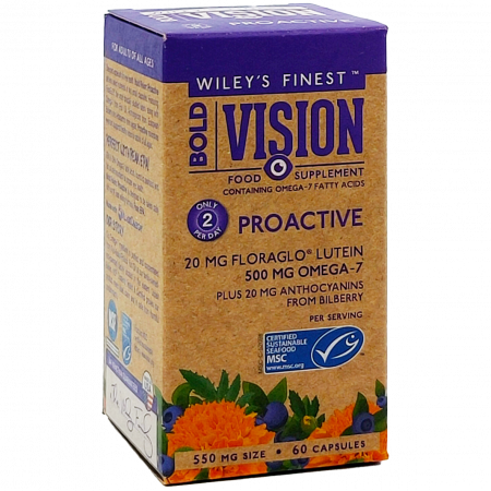 Bold Vision Proactive - 60 Capsules