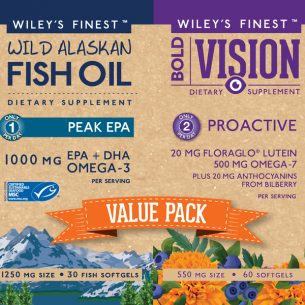 Value Pack : Peak EPA & Bold Vision